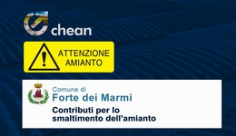 Chean smaltimento amianto Forte dei Marmi