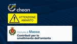 Chean smaltimento amianto Comune Massa